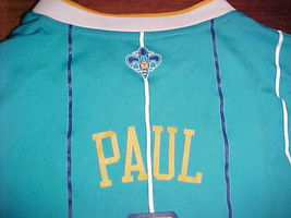 Adidas NBA N.O. Hornets Chris Paul #3 Youth Basketball Jersey L Free shipping image 5