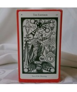 The Hermetic Tarot by Godfrey Dowson 78 Card Deck Plus Booklet - $25.60