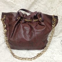 Etro, Italy Burgundy Paisley  Large Tote Shoulder -Crossbody 18in x 13in... - $142.45