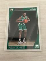 2016-17 Panini NBA Hoops #263 Jaylen Brown Rookie Celtics - $9.90
