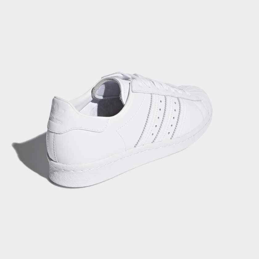 7b6e5a534c6a Adidas Originals Women s Superstar 80s Half Heart Shoes Size 5 to 10 us  CQ3009