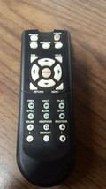 Ford Windstar OEM Rear Entertainment Remote Control 312124792313 & 04495 A4L3 - $14.55