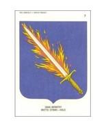 1991 Topps Desert Storm Sticker 504TH INFANTRY #7 - $0.49