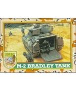 1991 Topps Desert Storm M-2 BRADLEY TANK #38 - $0.49