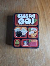 Sushi Go: The Pick And Pass Card Game by Gamewright Games. Complete and ... - $10.39