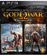 God of War Collection  (Sony Playstation 3, 2010) Video Game - $14.84