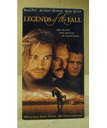 Tri Star Legends Of The Fall VHS Movie  * Plast... - $4.69