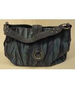 Charlie Lapson Purse Leather Female Adult Bague... - $224.19