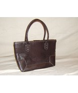 Apostrophe Handbag Purse Totes & Shoppers Faux ... - $41.09