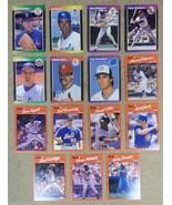 Donruss Baseball Cards Lot of 15 Armas Miller C... - $17.02