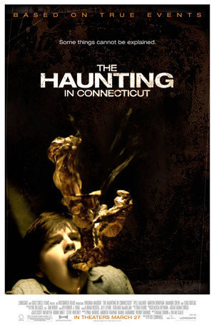 The Haunting In Connecticut  27 x 40 Original Movie Poster 2