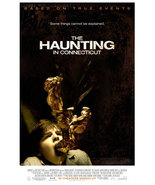 The Haunting In Connecticut  27 x 40 Original Movie Poster 2 - $9.95