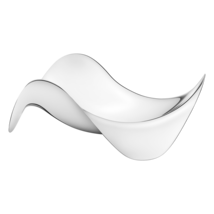 Cobra by Georg Jensen Stainless Steel Mirror Polished Bowl Small - New - $98.01