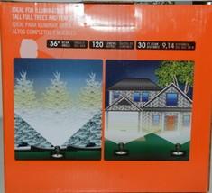 Portfolio Landscape 1479471 Solar LED Spotlight Black Finish 120 Lumens Pkg 1 image 2