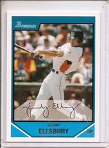 JACOBY ELLSBURY Bowman Draft ROOKIE CARD MLB Boston RED SOX RC LE ! - $5.00