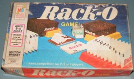 1975 Rack-O Game - $13.50