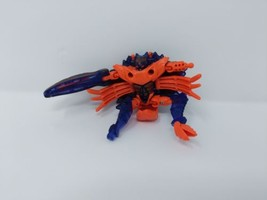 Transformers Beast Wars 1997 Razorclaw Crab Action Figure VTG MISSING PARTS - $9.89