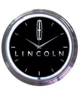 "Ford Lincoln American Neon Clock 15""x15"" - $69.00"