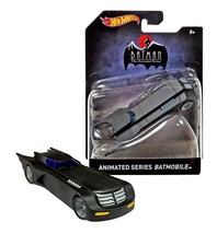 Hot Wheels Animated Series Batmobile 1:50 Scale New in Package - $14.88