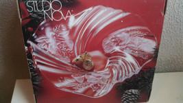 """Studio Nova Festive Swirl Bon Bon plate 8.75"""" - $20.99"""