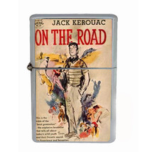 Jack Kerouac On The Road Book Dual Torch Lighter 545 - $14.48