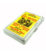 The Blues Brothers 1979 Poster Cigarette Case w BuiltIn Lighter 252 - $15.48