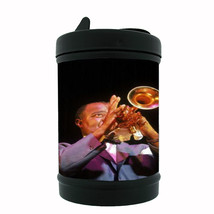Louis Armstrong With Trumpet Car Ashtray 332 - $13.48