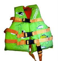 SPEEDO Flotation Aid Type III PFD Child 30-50 lbs Ski Vest Life Jacket 1702 - $15.50