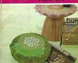 Vintage 1968 Crochet Book-Madonna Crochet Book Number 4-ONDORI Pub.-Japan
