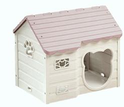 Alpha Dog Series - Medium-Sized Indoor Plastic Doghouse - $69.99