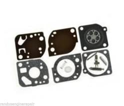 RB-82 Zama C1U-H46 C1U-H49 Carburetor Repair Kit Homelite Simple Start Trimmer - $11.27