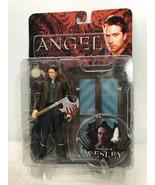 "Angel Wesley 6"" Action Figure Season 4 - Diamond Select FS 2005 - $13.55"