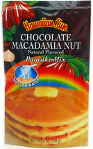 HAWAIIAN SUN CHOCOLATE MACADAMIA NUT PANCAKE MI... - $4.90