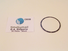 FOR ARMANI EMPORIO WATCH REPLACE GLASS CRYSTAL FITS 35.75 Spare Part C83B - $32.08