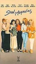 Tri Star Steel Magnolias VHS Movie  * Plastic * - $4.69