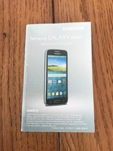 Samsung GALAXY Avant Quick Start Guide Instructions Only Ships N 24h - $14.68