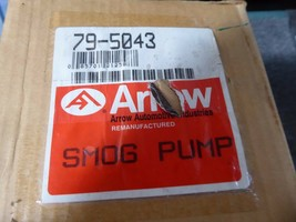 79-5043 GM Smog Pump, Remanufactured By Arrow image 2
