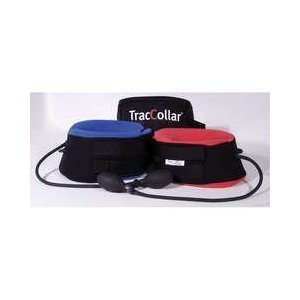 Body Sport TracCollar - Inflatable Neck Traction Device - Cervical Collar For Ne