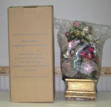 BEAUTIFUL ~ Avon Holiday Splendor Topiary ~ 2002 NEW IN BOX - $35.00