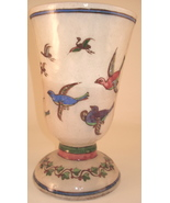 old glazed vase made in Iran - $65.00