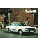 1979 Ford FAIRMONT sales brochure catalog US 79 Squire Decor ES - $6.00