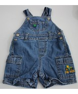 John Deere 18 Month Jean Overall Shorts - $8.50