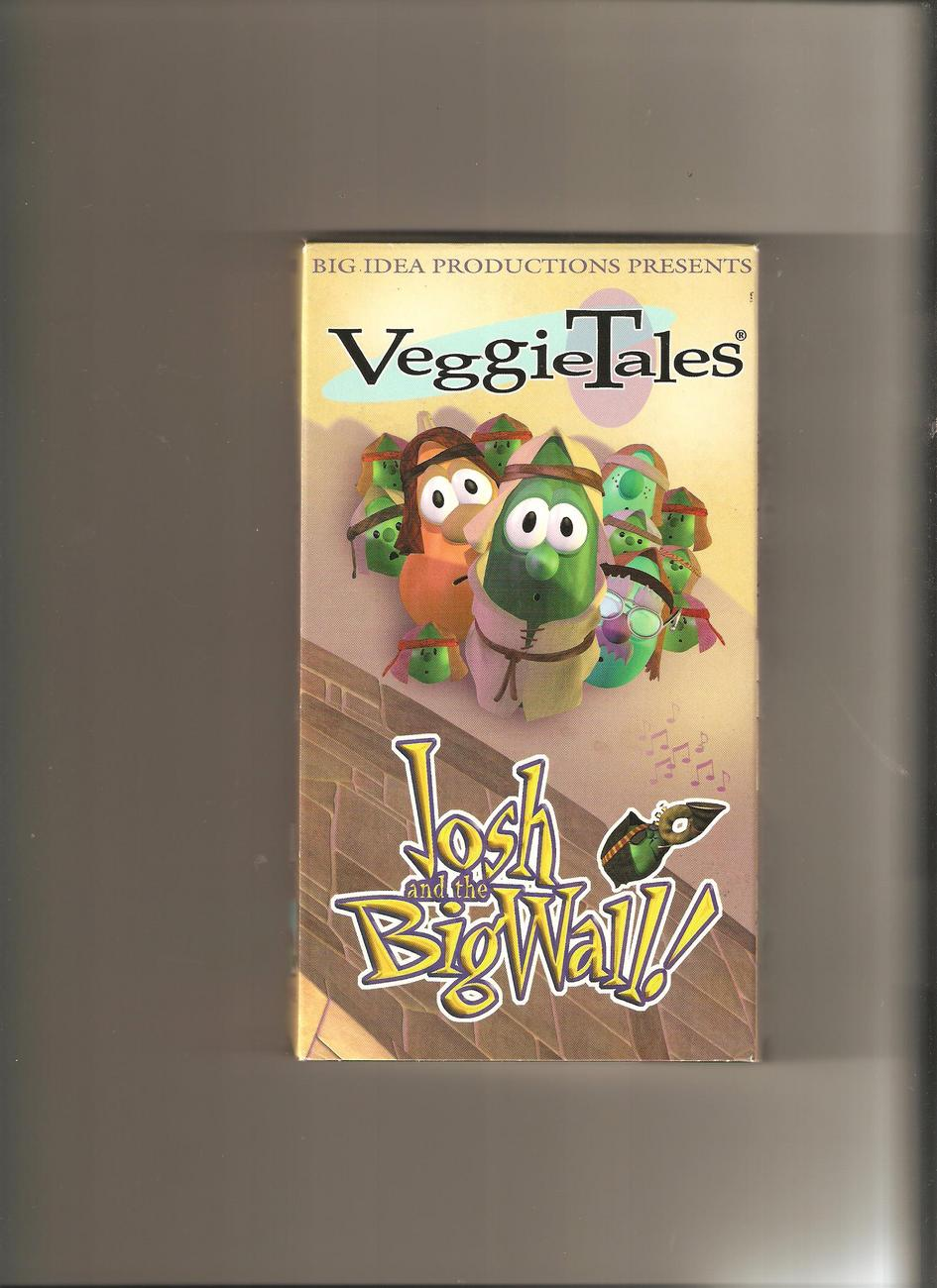 Veggietalesjosh the bigwall