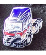 Old IVECO Turbo Tractor Truck Lapel Pin Pinback - $9.95