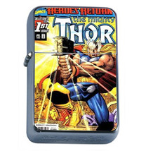 Mighty Thor Comic Book #1 1998 Oil Lighter 515 - $13.48