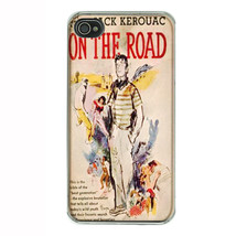 Jack Kerouac On The Road Book iPhone 4 Hard Case 545 - $13.48