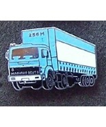 Old Magirus Deutz 256M Tractor Trucks Lapel Pin Pinback - $9.95
