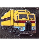 Old Kenworth Tractor Trucks Lapel Pin Pinback - $9.95