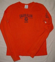 Calvin Klein Jeans Long Sleeve Top Size S - $4.99