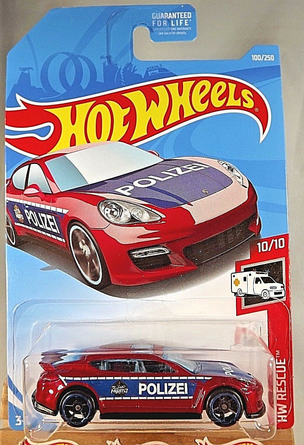 2019 hot wheels 100 hw rescue 10 10 porsche panamera polizei red w black oh5 sp contemporary. Black Bedroom Furniture Sets. Home Design Ideas